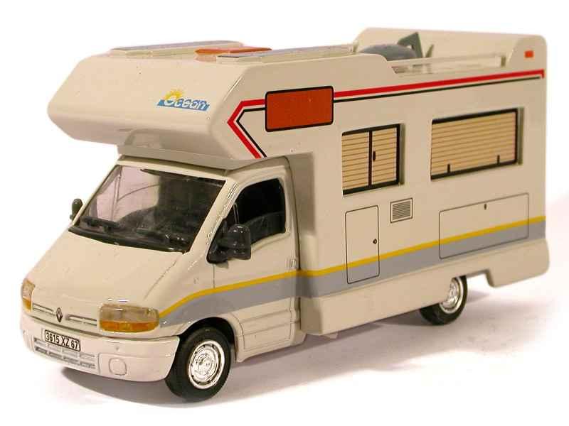 renault master ii camping car tacot 1 50 autos miniatures tacot. Black Bedroom Furniture Sets. Home Design Ideas