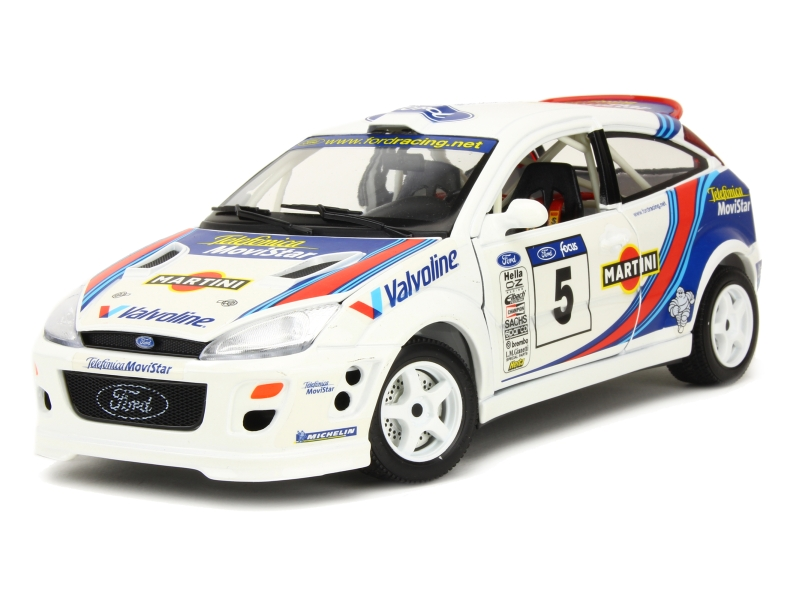 31322 Ford Focus WRC Martini