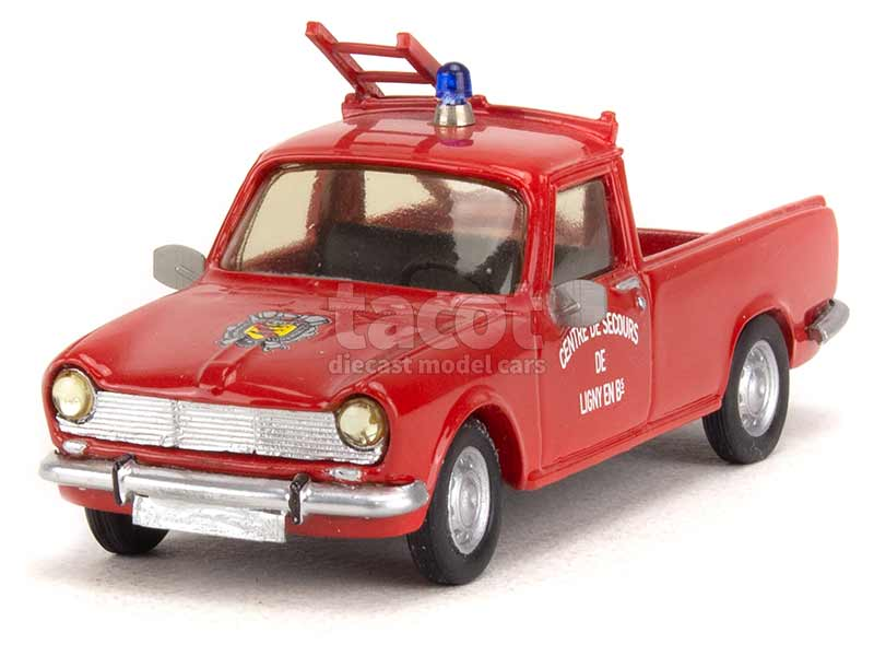 31349 Simca 1500 Pick-Up Pompiers