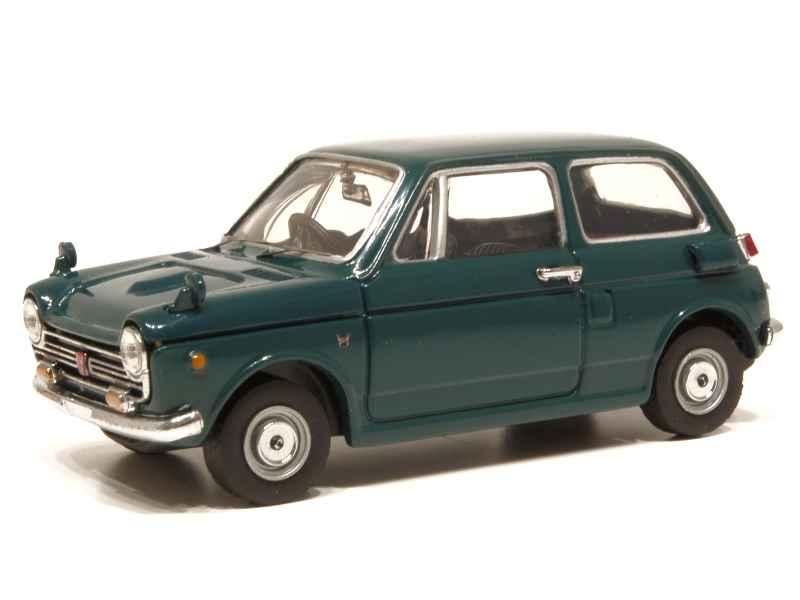Honda N600 E 1968 Ebbro 1 43 Autos Miniatures Tacot