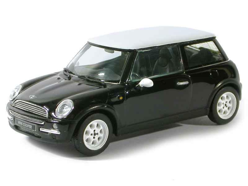 Mini - Cooper   R50 2000 - Ixo - 1  43
