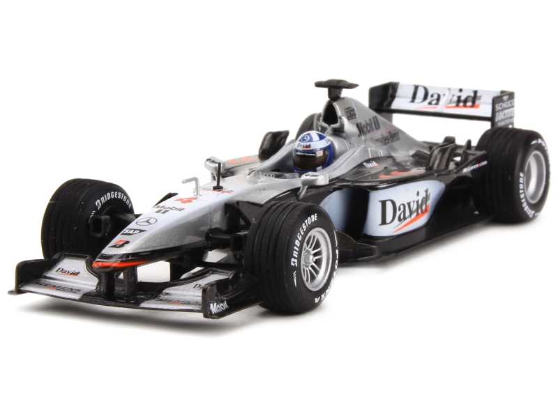 31788 Mc Laren MP4/16 Mercedes 2001