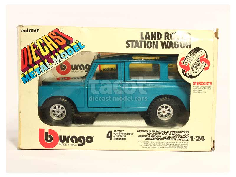 32944 Land Rover Station Wagon Serie II