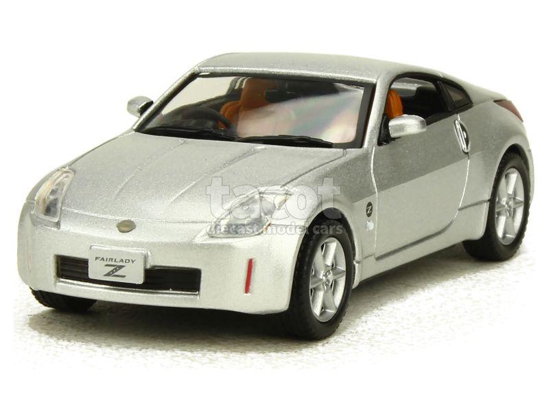 nissan 350z coup j collection 1 43 autos miniatures tacot. Black Bedroom Furniture Sets. Home Design Ideas