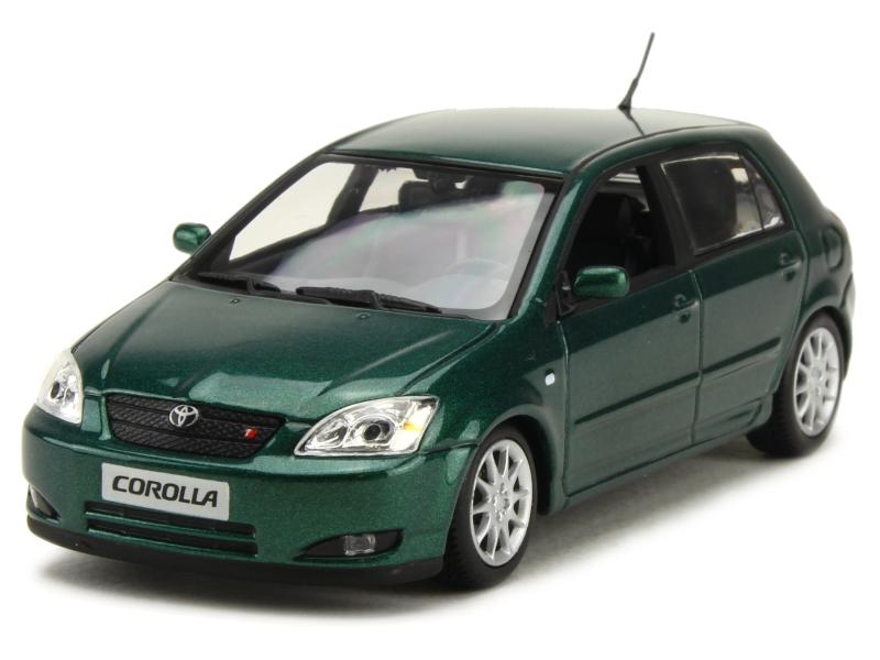 Toyota Corolla Ts 5 Doors 2001 Minichamps 1 43