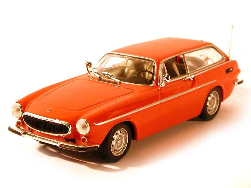 volvo p1800 es break 1971 minichamps 1 43 autos miniatures tacot. Black Bedroom Furniture Sets. Home Design Ideas