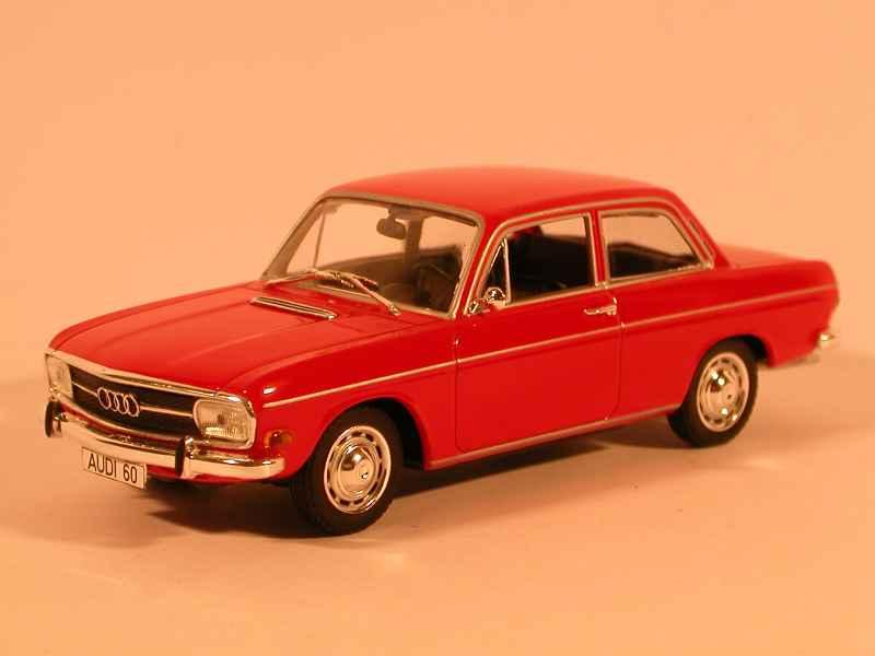 Audi - 60 1970 - Minichamps - 1/43 - Autos Miniatures Tacot