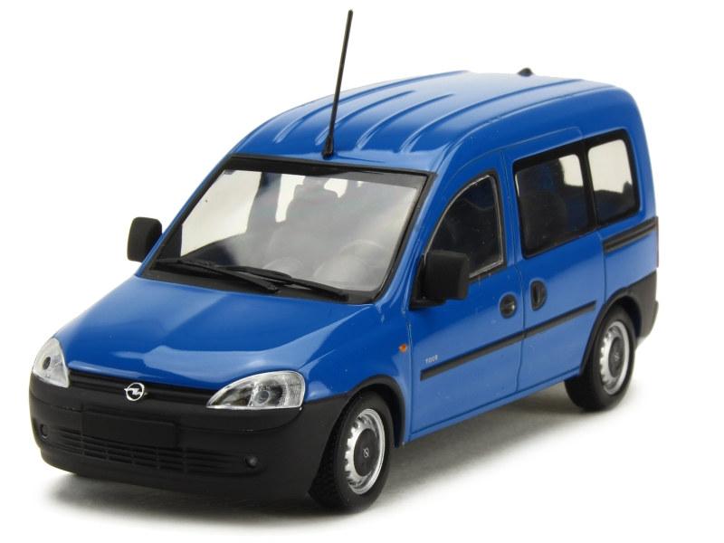 opel combo tour 2002 minichamps 1 43 autos miniatures tacot. Black Bedroom Furniture Sets. Home Design Ideas