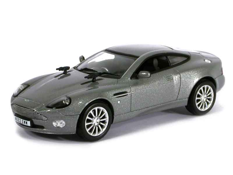 36732 Aston Martin V12 Vanquish/ James Bond 007