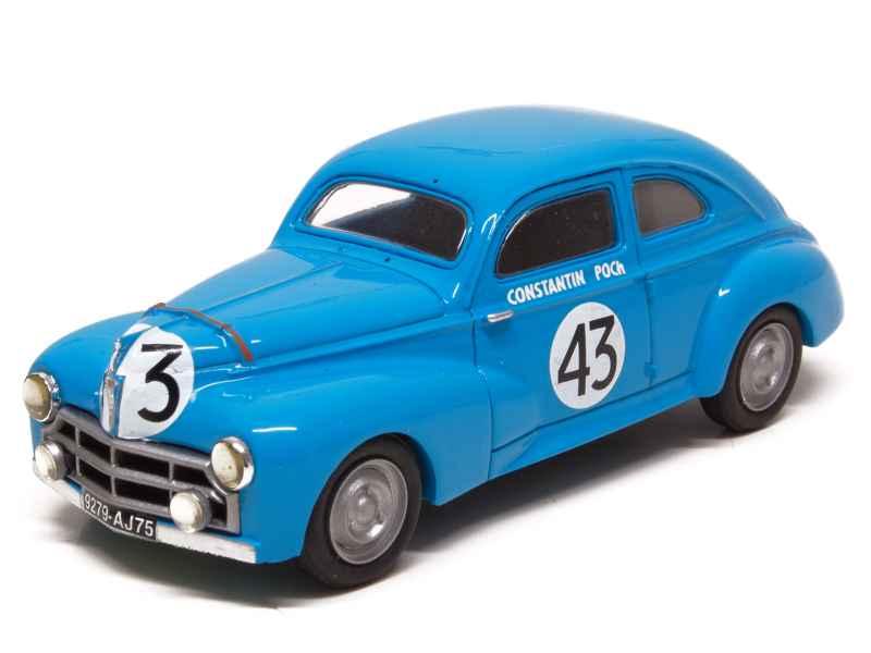 peugeot 203 constantin le mans 1952 paradcar 1 43 autos miniatures tacot. Black Bedroom Furniture Sets. Home Design Ideas