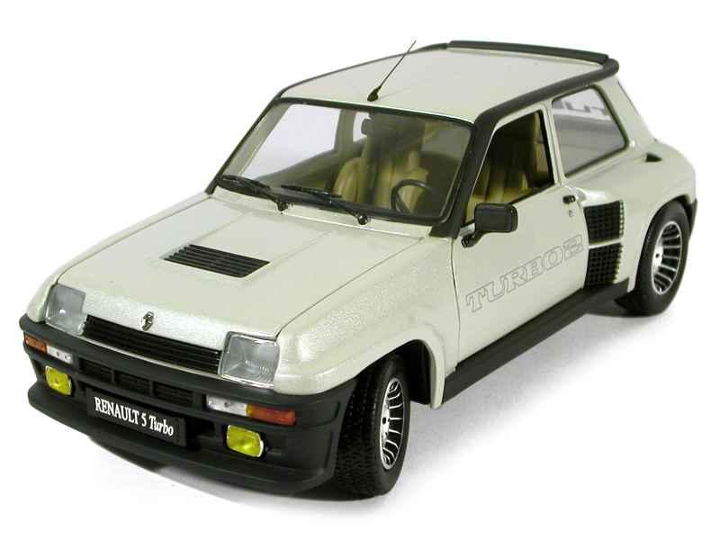 renault r5 turbo 2 universal hobbies 1 18 autos miniatures tacot. Black Bedroom Furniture Sets. Home Design Ideas