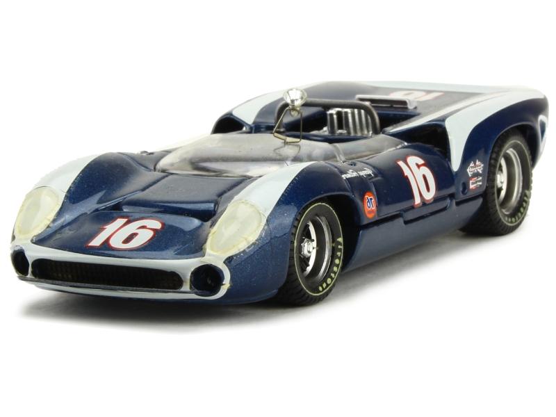 Lola - T70 Riverside 1967 - Best Model - 1  43