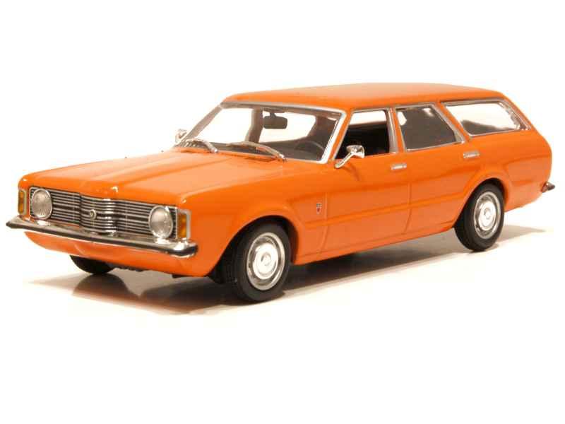 ford taunus break 1970 minichamps 1 43 autos. Black Bedroom Furniture Sets. Home Design Ideas