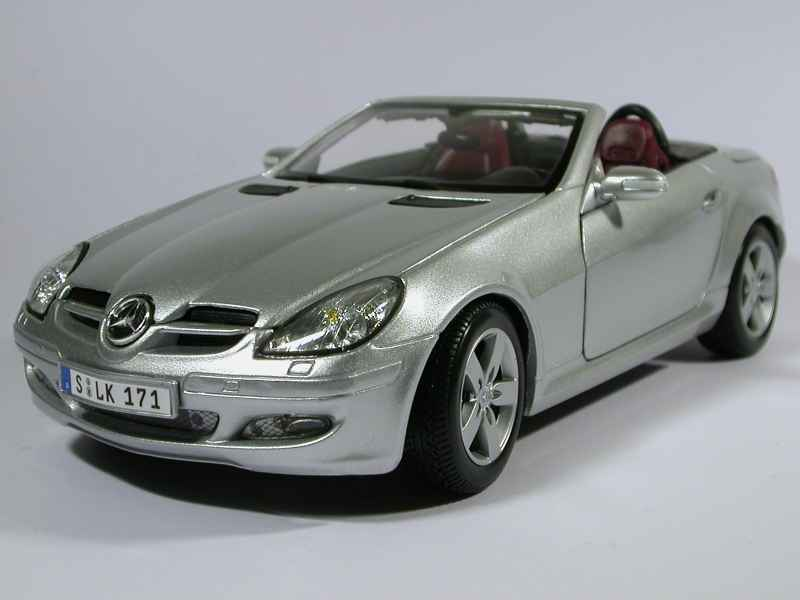 mercedes slk class r171 2004 maisto 1 18 autos. Black Bedroom Furniture Sets. Home Design Ideas
