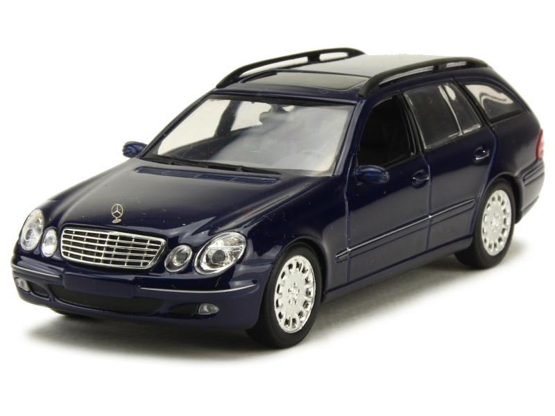 mercedes e class break s211 2003 minichamps 1 43 autos miniatures tacot. Black Bedroom Furniture Sets. Home Design Ideas