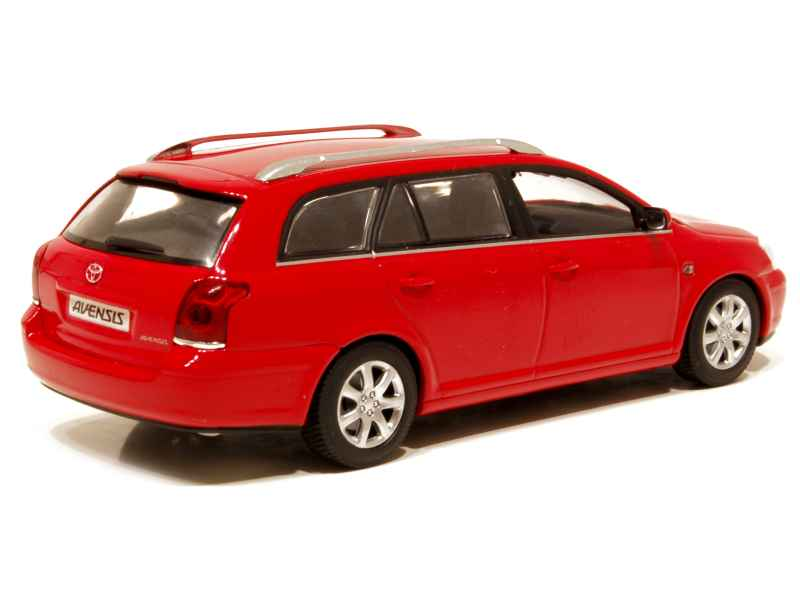 toyota avensis break 2002 minichamps 1 43 autos. Black Bedroom Furniture Sets. Home Design Ideas