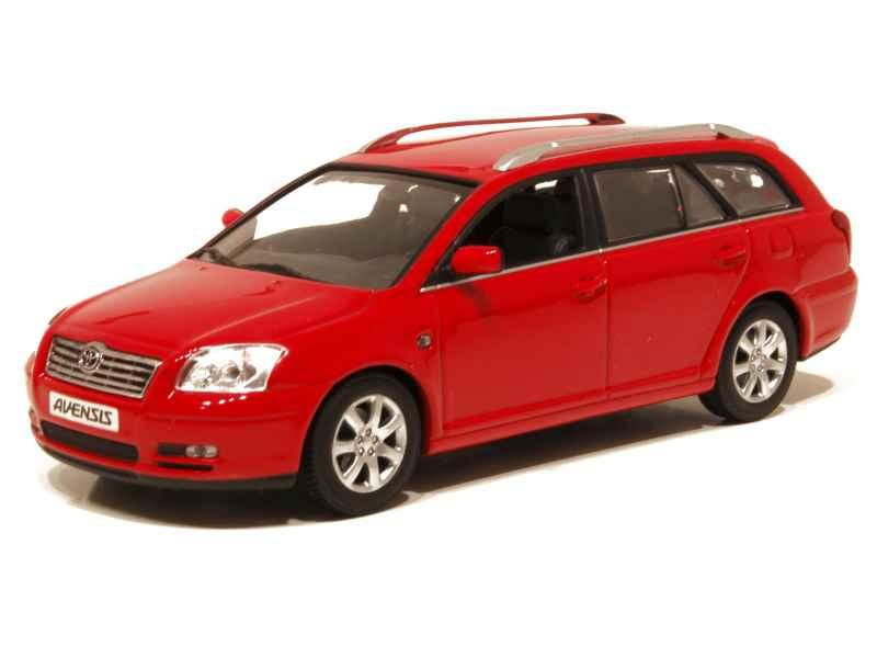 toyota avensis break 2002 minichamps 1 43 autos miniatures tacot. Black Bedroom Furniture Sets. Home Design Ideas