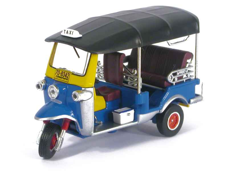 tuk tuk taxi bangkok 1980 ixo 1 43 autos. Black Bedroom Furniture Sets. Home Design Ideas