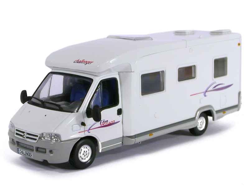 citro n jumper camping car norev 1 43 autos miniatures tacot. Black Bedroom Furniture Sets. Home Design Ideas