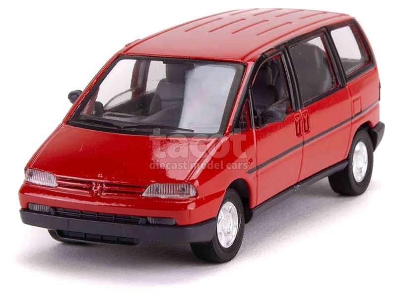 peugeot 806 1995 verem 1 43 autos miniatures tacot. Black Bedroom Furniture Sets. Home Design Ideas