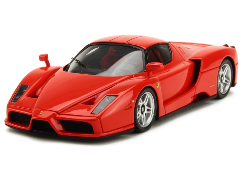 ferrari enzo 2002 red line models 1 43 autos miniatures tacot. Black Bedroom Furniture Sets. Home Design Ideas