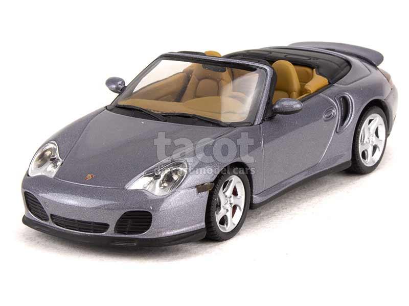 Les récompenses de de de bonne chance du Nouvel An sont non-stop Minichamps Porsche 911/996 Turbo Cabriolet 2003 1/43 | Coût Modéré  d38127