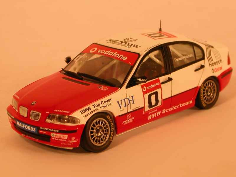 42048 BMW 320i/ E46 Dutch Championnat 2002