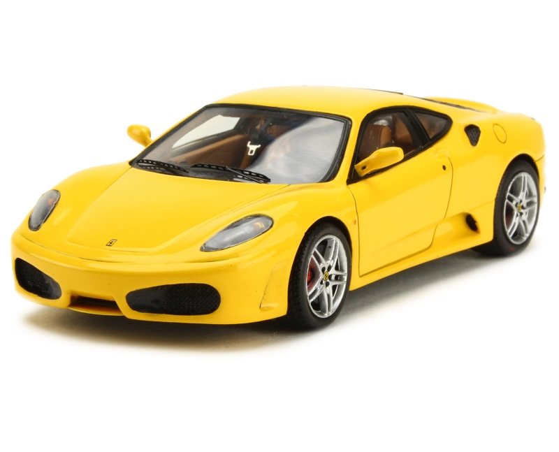 ferrari f430 2004 red line models 1 43 autos miniatures tacot. Black Bedroom Furniture Sets. Home Design Ideas