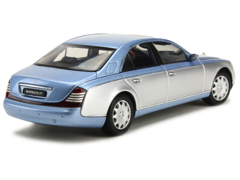 maybach 57 berline 2002 autoart 1 43 autos