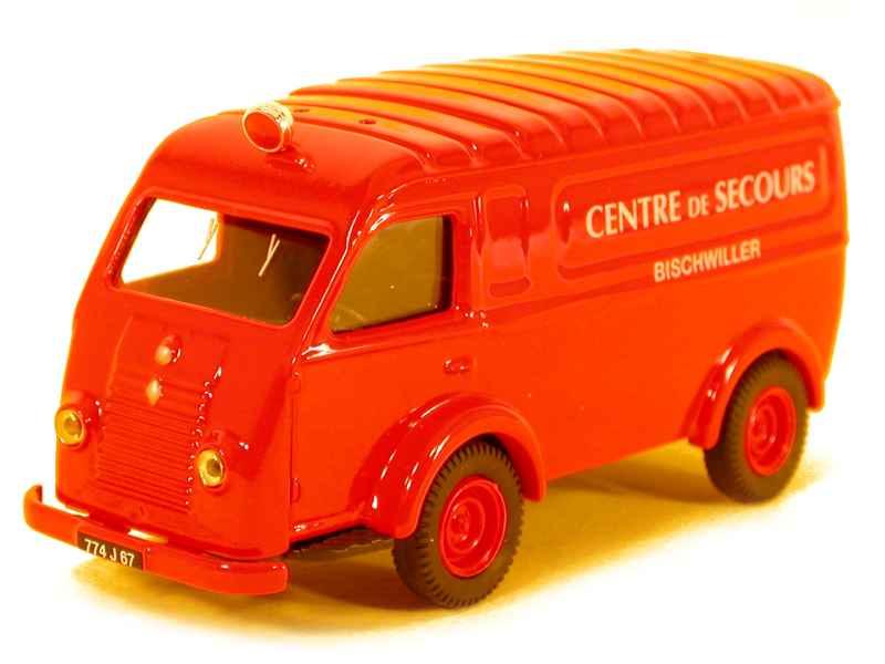 renault 1000 kg pompiers eligor 1 43 autos miniatures tacot. Black Bedroom Furniture Sets. Home Design Ideas