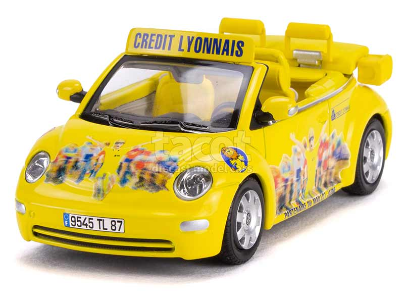 43582 Volkswagen New Beetle Tour de France