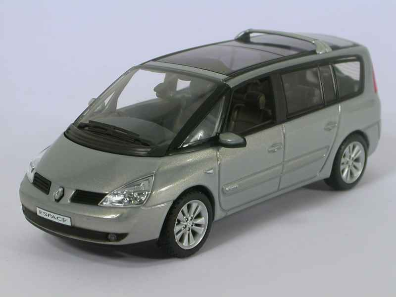 renault grand espace iv 2002 universal hobbies 1 43 autos miniatures tacot. Black Bedroom Furniture Sets. Home Design Ideas