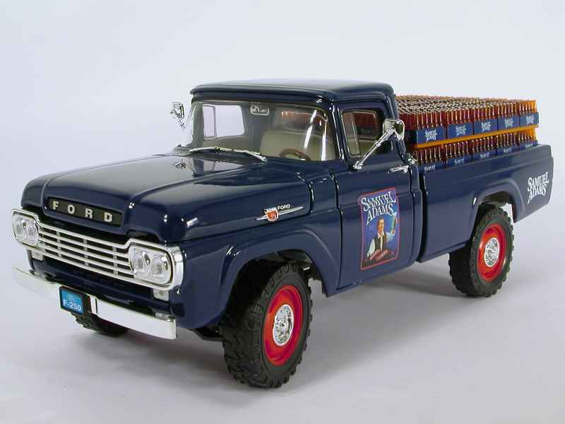 ford f150 pick up 1959 yat ming 1 18 autos miniatures tacot. Black Bedroom Furniture Sets. Home Design Ideas