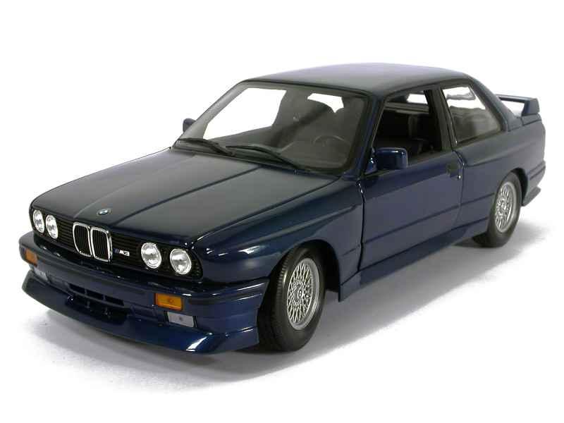 BMW - M3/ E30 1987 - Minichamps - 1/18 - Autos Miniatures Tacot Bmw Occasions