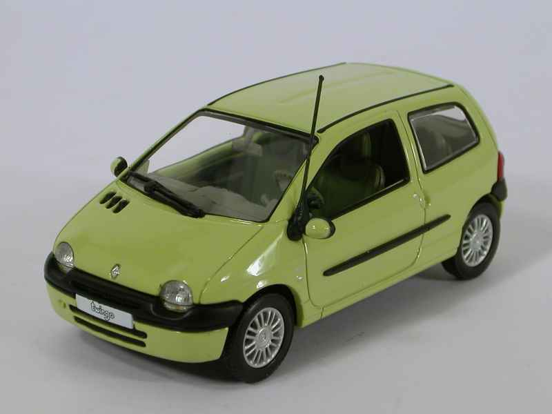 renault twingo 16v 2004 norev 1 43 autos miniatures tacot. Black Bedroom Furniture Sets. Home Design Ideas