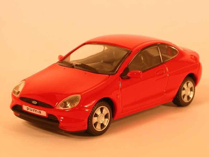 0135121eae5 Ford - Puma - Cararama - 1/43 - Autos Miniatures Tacot