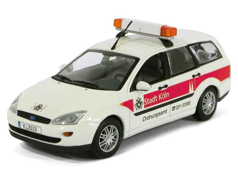 Ford - Focus Break 1999 - Minichamps - 1/43 - Autos Miniatures Tacot