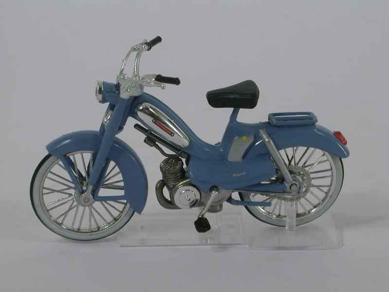 motobecane mobylette av88 1959 ixo junior 1 24 autos miniatures tacot. Black Bedroom Furniture Sets. Home Design Ideas