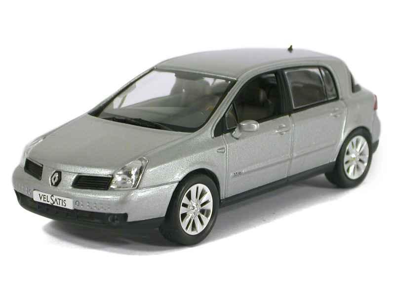 renault vel satis 3 5 v6 2005 norev 1 43 autos miniatures tacot. Black Bedroom Furniture Sets. Home Design Ideas