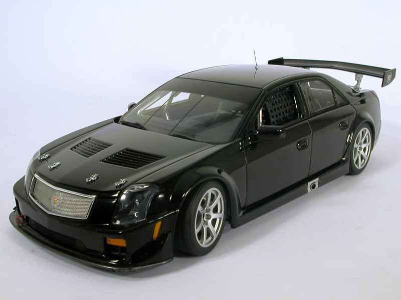 44429 Cadillac CTS-V SCCA GT 2004