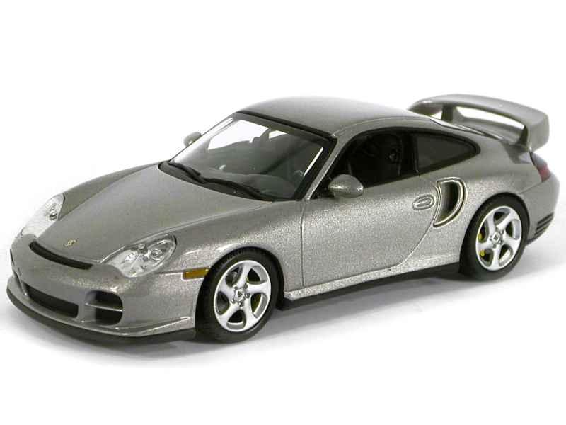porsche 911 996 gt2 2001 minichamps 1 43 autos miniatures tacot. Black Bedroom Furniture Sets. Home Design Ideas