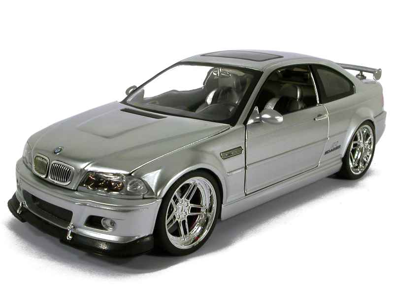 bmw m3 coup ac schnitzer s3 e46 jada toys 1 18. Black Bedroom Furniture Sets. Home Design Ideas