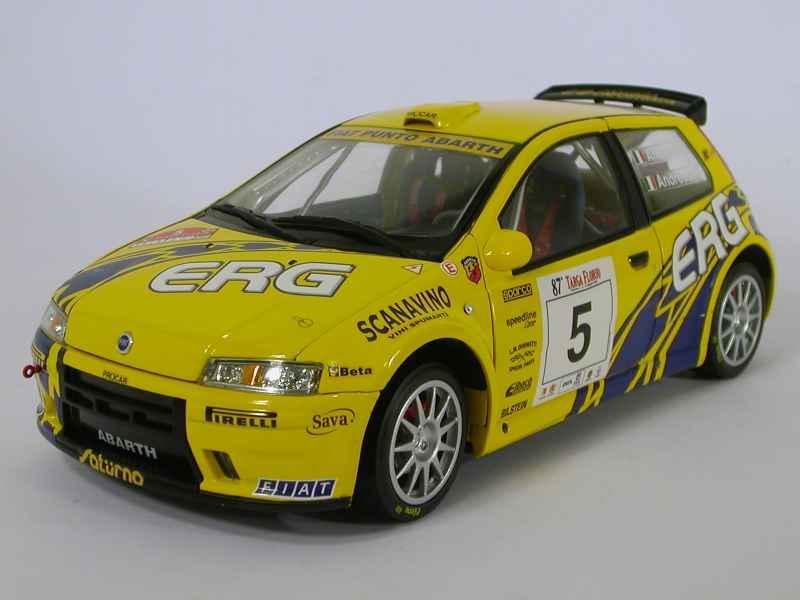 Fiat Punto Rally Targa Florio 2003 Ricko 118 Autos