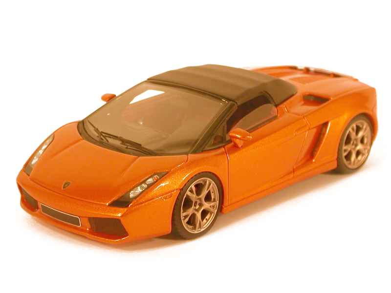 lamborghini gallardo spyder looksmart 1 43 autos miniatures tacot. Black Bedroom Furniture Sets. Home Design Ideas