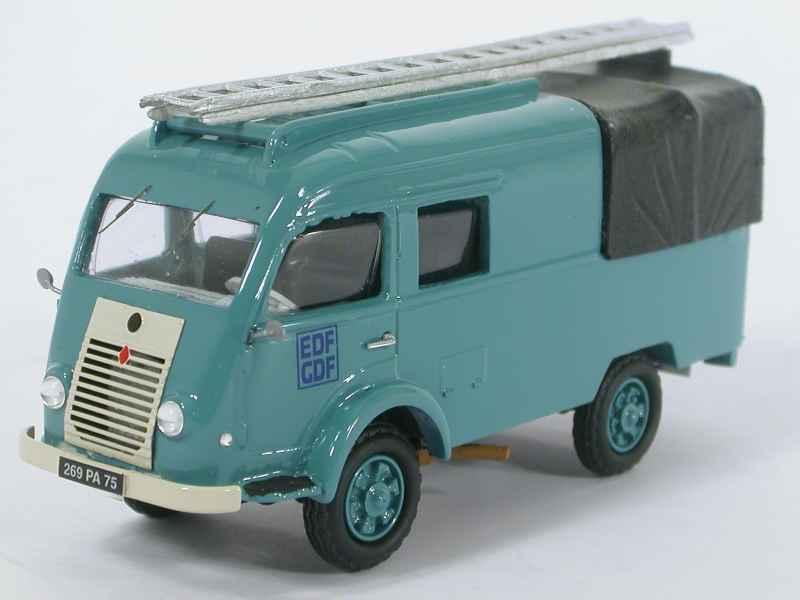 renault galion 4x4 sinpar edf gdf oregon 1 43 autos miniatures tacot. Black Bedroom Furniture Sets. Home Design Ideas