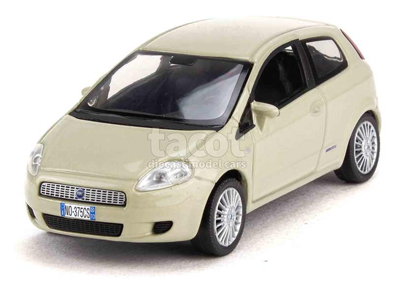 fiat punto 3 doors 2005 norev 1 43 autos miniatures tacot. Black Bedroom Furniture Sets. Home Design Ideas
