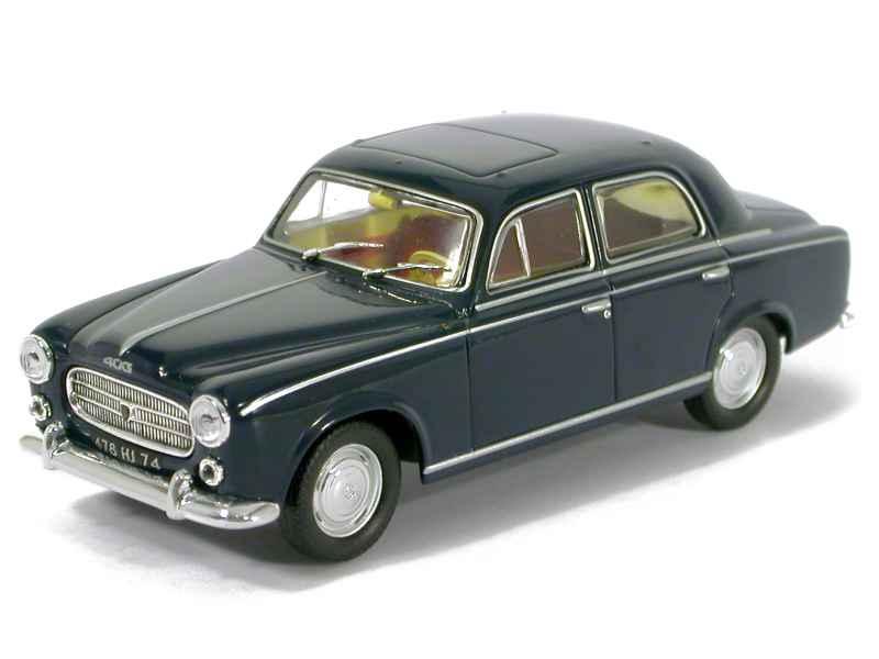 Peugeot 403 Berline Norev 1 43 Autos Miniatures Tacot