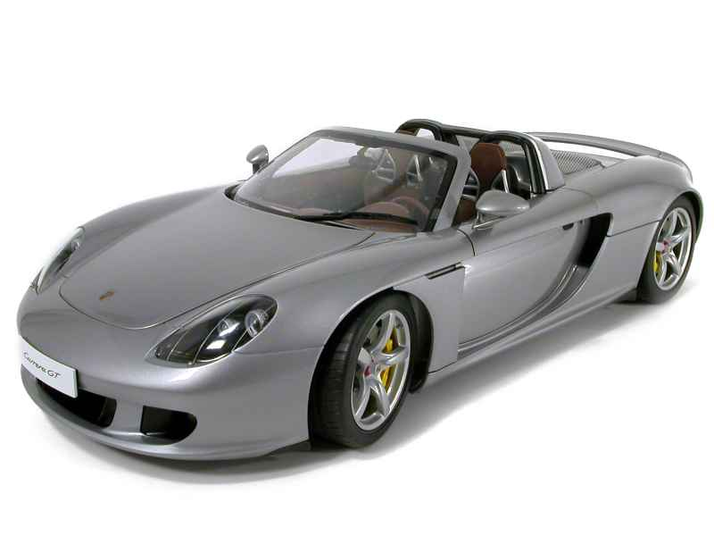 porsche carrera gt 2003 tamiya 1 12 autos miniatures tacot. Black Bedroom Furniture Sets. Home Design Ideas