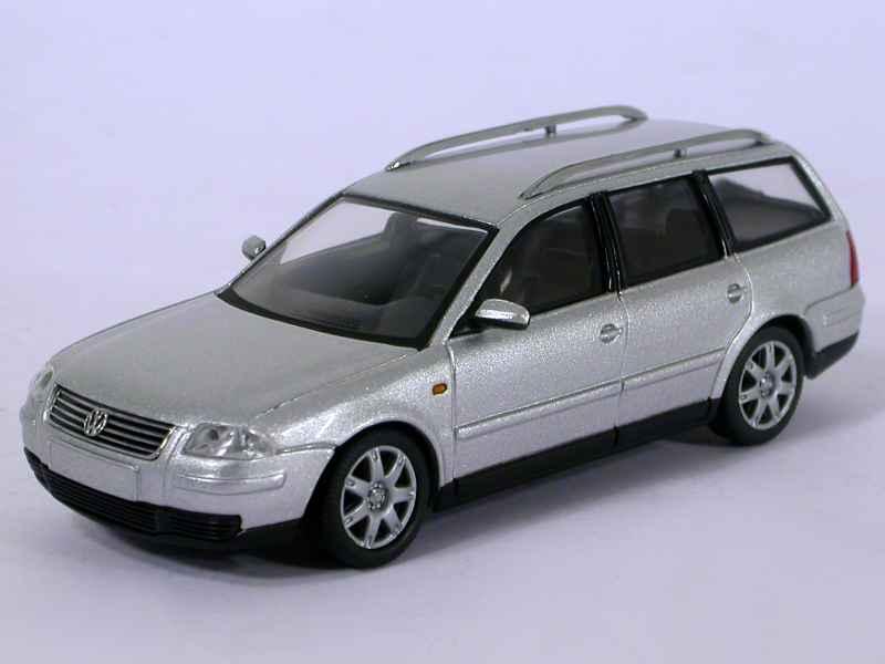 volkswagen passat break 2001 schuco 1 43 autos miniatures tacot. Black Bedroom Furniture Sets. Home Design Ideas