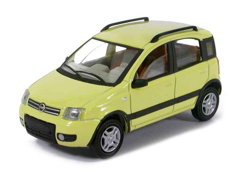 fiat panda 4x4 2005 solido 1 43 autos miniatures tacot. Black Bedroom Furniture Sets. Home Design Ideas